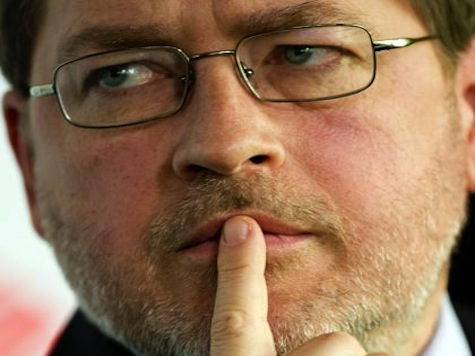 Grover Norquist: 'I Think We Should Go With Sequestration'