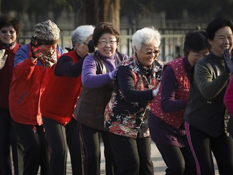 China Enacts Law Forcing Kids To Visit Elderly Parents