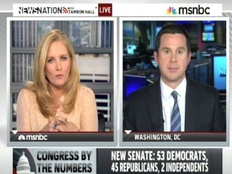 MSNBC Host Compares Congresswomen To Meowing Cats
