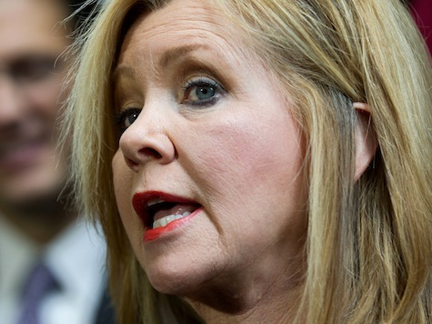 Rep Blackburn: Initial Abstain Vote During Speaker Election Was Not 'Hesitation'