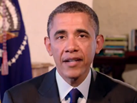 Obama's Weekly Address: 'I Will Not Compromise' On Raising Debt Ceiling