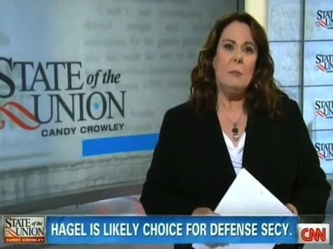 CNN Highlights Some Of The Major Problems With Hagel's Nomination