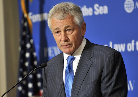 Hagel: 'The Jewish Lobby Intimidates A Lot Of People Up Here'