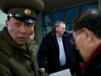 Google Executive Chairman Arrives In North Korea