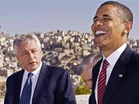 Obama: Hagel 'Leader Our Troops Deserve'