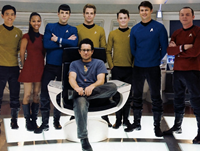J.J. Abrams Gives Dying Star Trek Fan Early Screening Of Upcoming Movie