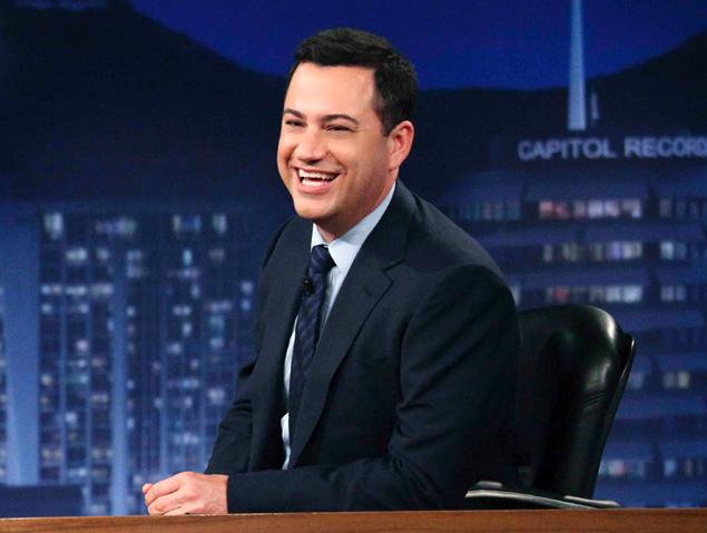 Kimmel Enters Late Night Wars With New Set, Time Slot