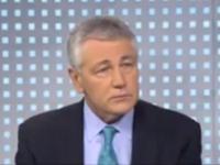 Hagel To Al Jazeera: America 'World's Bully'