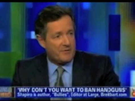 Piers Morgan Slams 'So Intransigent' Shapiro In Segment After Interview