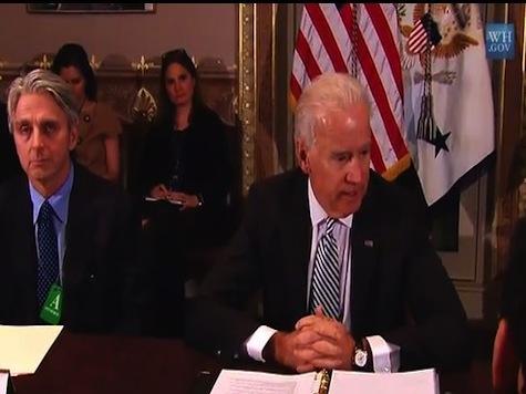 Biden 'No Sliver Bullet' To Stop Shootings
