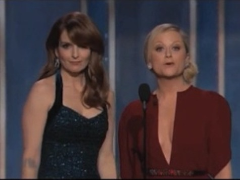 Golden Globes: They're Still Talking About Sarah Palin