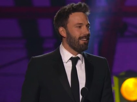 Affleck Slams Oscars At Critics' Choice Movie Awards