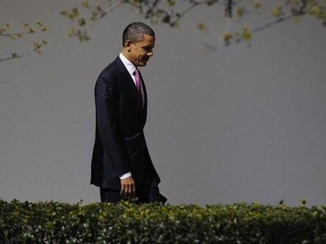 Obama: 'I'm Getting Kinda Lonely In This Big House'