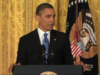 Obama: If We Can Save One Child 'We Should Take That Step'