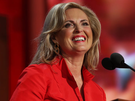 Ann Romney Turns Down 'DWTS'