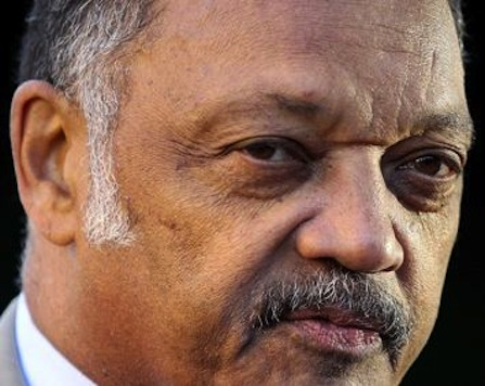 Jesse Jackson: Assault Weapons Threat To 'Homeland Security'