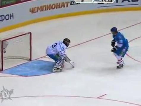 Hockey Fix: Coolest Penalty Shot Ever
