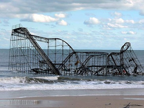 Hurricane Sandy Relief Bill: Washington's Latest Spending Spree