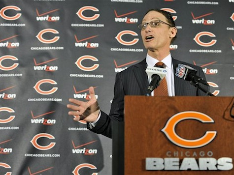 Marc Trestman Introduced As New Bears Head Coach
