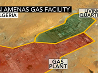 Americans taken hostage In Algeria