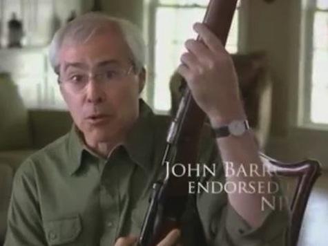 NRA Blood Money: Gun Control Ad Implies Congressman is Responsible for Newtown Massacre