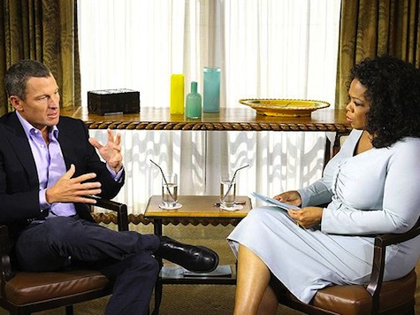 Riveting Interview: Armstrong Admits To Doping To Oprah