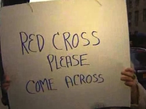 Hurricane Sandy Victims Say Red Cross Abandoned Them