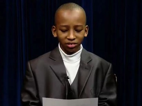 'No Guns, No Guns!': WH Posts Vids of Kids Begging For Gun Control