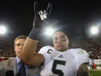 Notre Dame Football Star's Inspirational Story A Hoax