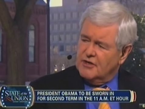 Gingrich: Obama Allowing Islamic Terrorism 'Virus' To Infect U.S.
