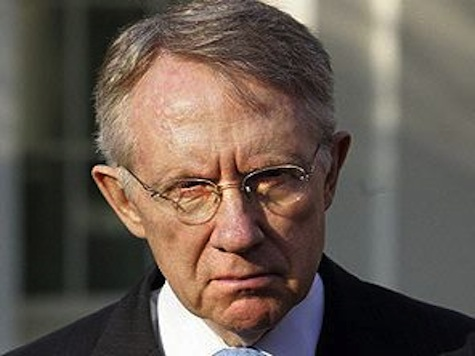After Inauguration, Obama Catches Harry Reid Stealing a Pen