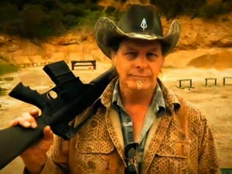 Ted Nugent: Obama 'Attempting To Re-Implement Tyranny Of King George'