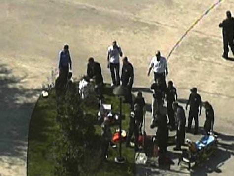 Several Shot At Houston Campus