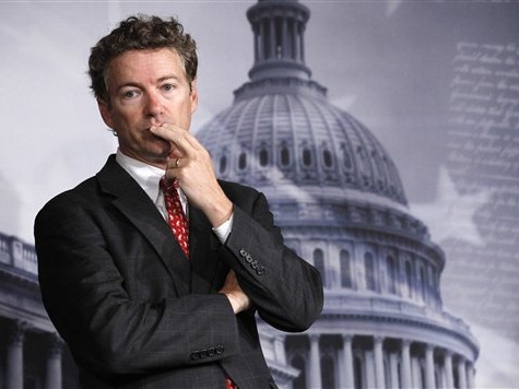 Rand On 'President Paul:' 'I Like The Ring Of That'