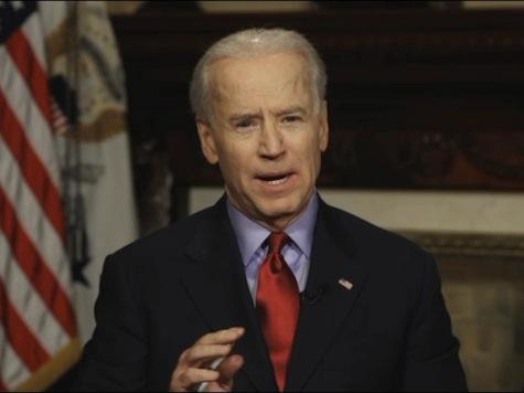 Biden: 'Vast Majority Of Gun Deaths In America' Not From Assault Weapons