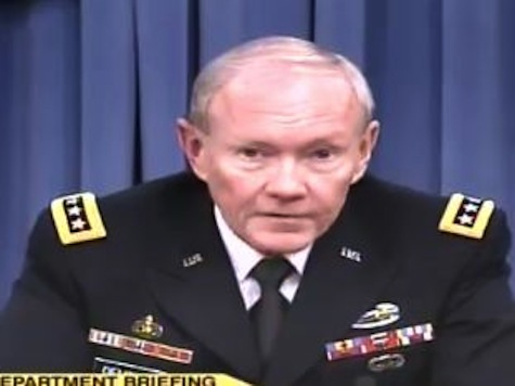 General Dempsey: Combat Ban Contributed To Sexual Assault