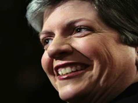 Janet Napolitano Urges 'Good Cyber-Hygiene'