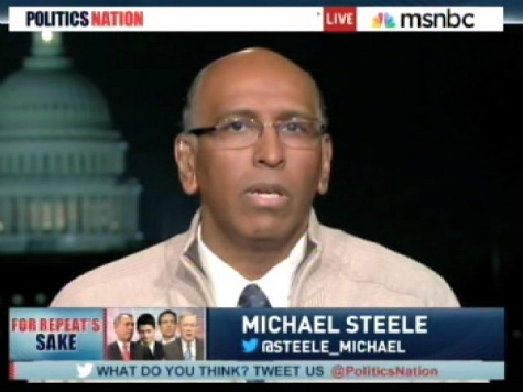 Former RNC Chair Michael Steele More Than 'Disappointed' in Reince Priebus