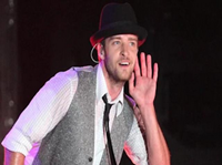 Justin Timberlake's Surprise Performance At Grammys