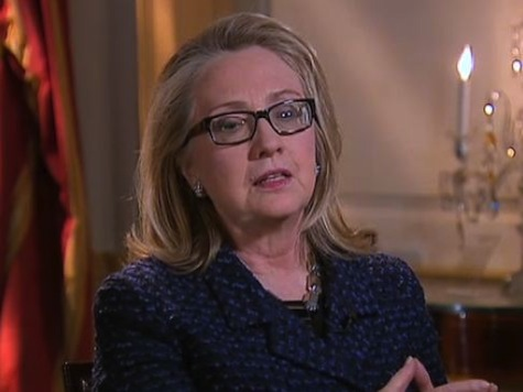 Clinton On Morsi's Views Of Jews: 'It's Not What Somebody Says; It's What They Do'