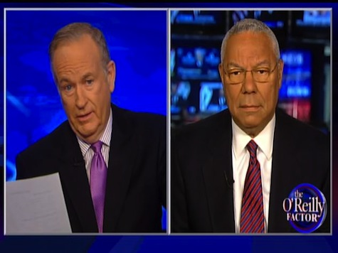 Colin Powell To O'Reilly: 'Why Do You Only See Me As An African-American'