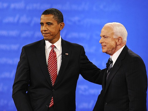 McCain: Obama Put Damaging 'Red Herring' In Immigration Reform