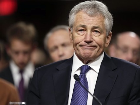 Hagel: Iran Has 'Legitimate' Gov, I Mean 'Recognizable'