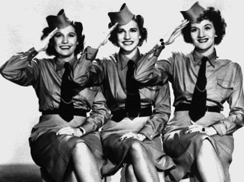 Patty Andrews, Last Of Andrews Sisters, Dead At 94