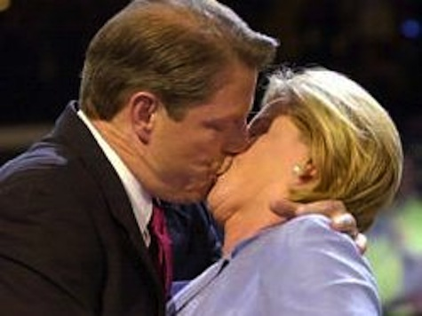 NPR Interviewer To Gore: Would You Still Be Married If You Were President?