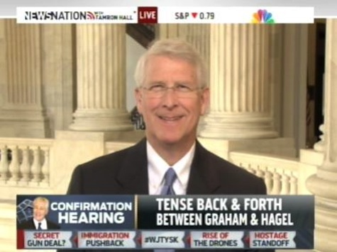 Senator: GOP Members Have No 'Confidence' In Hagel