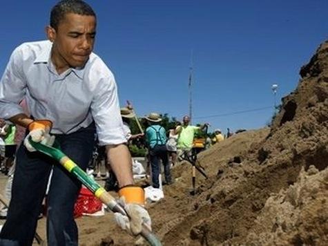 Obama Lays Off 'Shovel Ready' Jobs Council