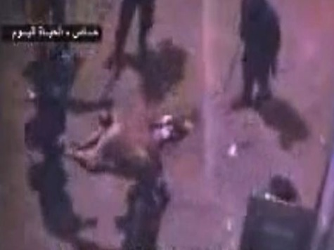 Egypt Protestors Erupt Over News Video Of Police Beating Naked Man