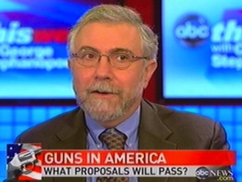 Krugman: Bizarre NRA Thinks 'We're Living in a Mad Max Movie'