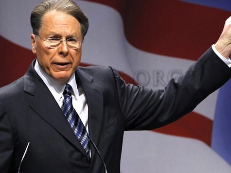 NRA Chief On Obama Administration: 'Don't Trust These People'
